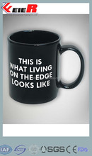 12 oz. Broad City This is What Living on the Edge Coffee Mug