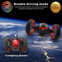 New cemote control stunt car jumping remote control Bounce car