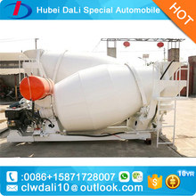 4m3 Hydraulic concrete mixer drum for sale export to South America