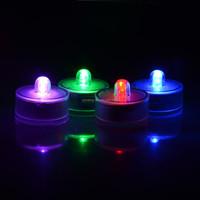 Plastic LED Floating Tea Lights