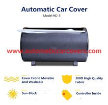 Patent holder Lanmodo Outdoor Car Parking Covers Cover Automatic Remote Control