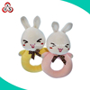 New High Quality Baby Wrist Rattle Toy Plush Hand Bell Ring For Infant