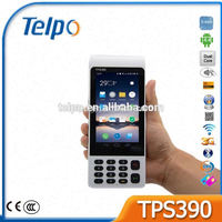 New Design Telpo TPS390 cash Equipment Electronic Payment Machine Android OS NFC Terminal