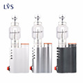 New products LVSmoke wholesale Jurassic S1 water glass smoking vapor starter kits with 18650 battery
