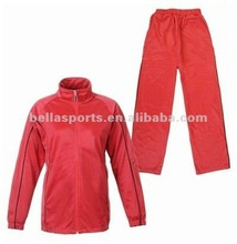 2012-2013 100%cotton suit ocean blue running wear woman suit man suit jogging suit design new track suit woman suit