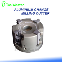 Staggered Tooth Face And Side Milling Cutter