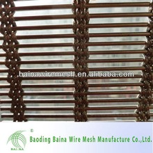 Fashionable Architectural Decorative Metal Drapery Curtain