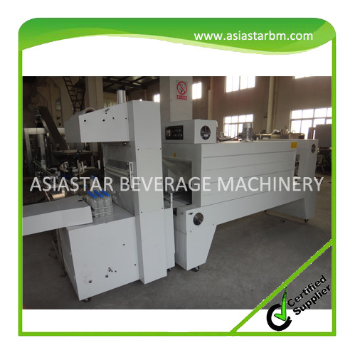 Automatic Sleeve Wrapper & PE film Thermal Shrink Packing Machine