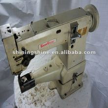 second hand sunstar leather shoes making sewing machine