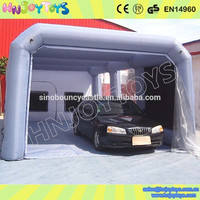 paint booth/car paint booth mobile/painting cabine mobile for cars
