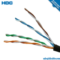 cable utp 4 pairs cat5e network cable