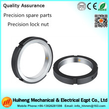CNC machined parts precision car wheel lock nut