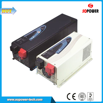 Single Phase 12 Volt DC 240 Volt AC 2000 Watt Power Inverter for Car Battery