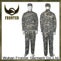 Wholesale military camouflage clothing /ACU universal army combat uniforms surplus stock for sale