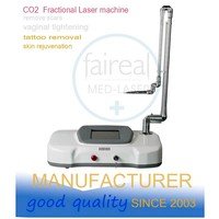 Fractional co2 laser equipment Laser scar remove pigment and vaginal tight