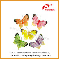 Feather Butterflies Wholesale