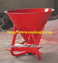 Granule fertilizer spreader
