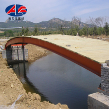 steel bridge structure welding fabrication construction