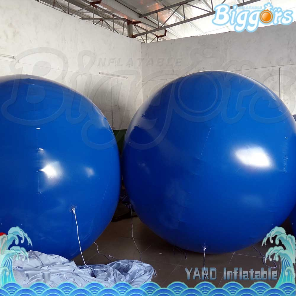 Cheap Inflatable Helium Floating Advertising Balloon with Logo