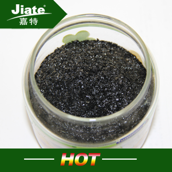 Useful green organic potassium humate fertilizer on sale