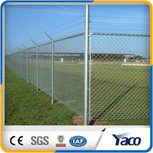 low price 50*50mm 60*60mm 70*70mm hole 1.5m 1.8m 2m high chain link fence for dog runs