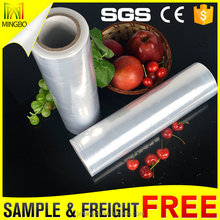 Trade Assurance Low Density Transparent Wrapping Poly Film