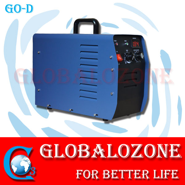 CE approved ionizer 110V 220V air purify ozone disinfection machine