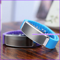 8GB wrist band voice recorder, three colors, voice activated
