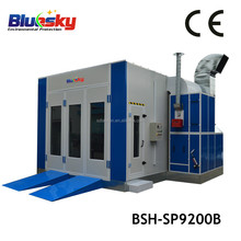 2015 good choice China supplier CE auto painting oven/automotive paint supplies/spray booth for car