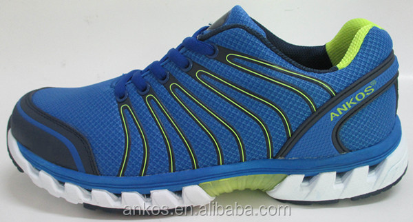 2017 Latest Model Brand Name Action Running Shoes Men Sports Shoe