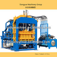 Sand, flyash, cement brick making machine for hollow, solid, paver and interlock blocks