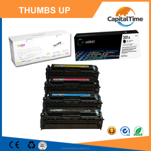 color toner cartridge CF400A for HP Color LaserJet Pro M252DW,M252N ,M277DW,M277N(CF400A-CF403A)