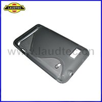 TPU Case for Motorola XT615, S Line Wave Gel Silicone Cover