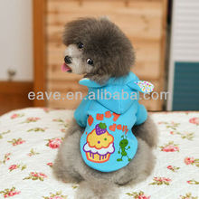 D1014 miss pet clothes Dog Sweater Autumn Winter Dog Clothes Wholesale Star Cotton Clothing Dog Beautiful Keep Warm OEM