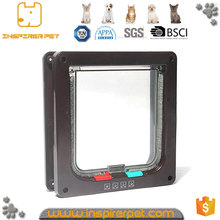 Lockable safe superior quality cat flap door pet door