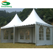 Pinnacle Hexagon pagoda outdoor Party Tent Supplier / Octagonal Frame Tent Marquee
