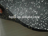 Rubber&foam acoustic underlay/ foam rubber for sound insulation