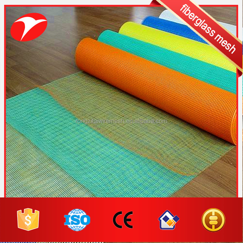 Alkaline resistance Reinforce Roofing C-Glass Fibers Woven Roving Fiberglass Mesh factory sale cheap price