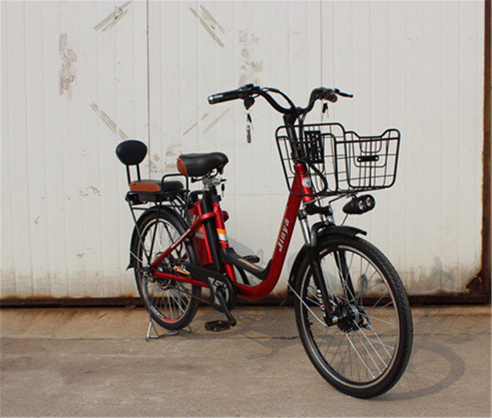 China 22 inch adult city unfolding electric bicycle