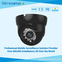 Waterproof Vehicle Safety Camera - Streamax Analog Dome Camera