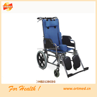 equipment for disabled steel cerebral palsy wheelchair
