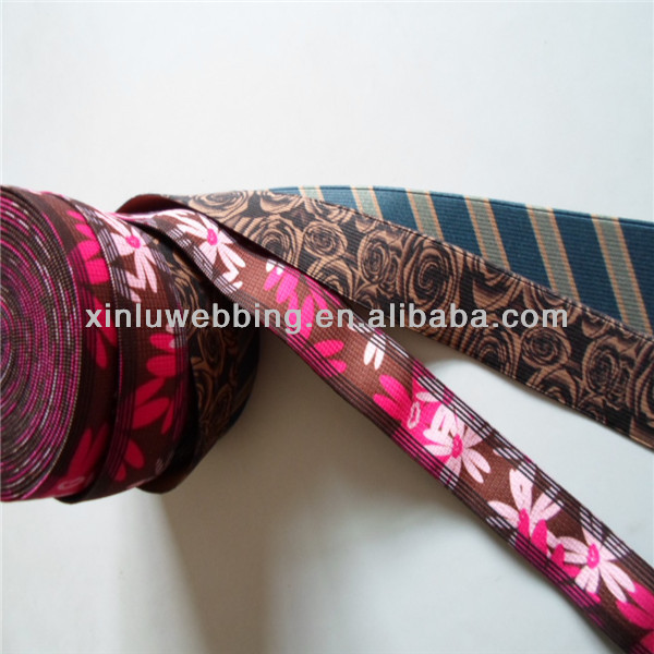 Polyester elastic ribbon wholesale