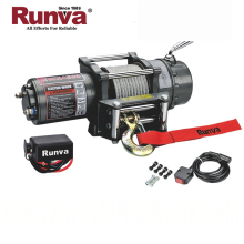 Runva wholesale price high quality remote control ATV 4500lbs Winch,2t Electric winch,UTV Winch