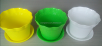 trade assurance Colorful flower pot
