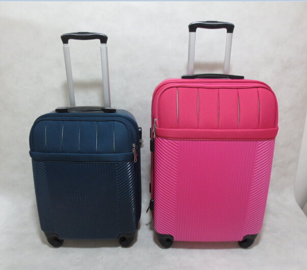 travelling trolley hard case/shell/luggage set