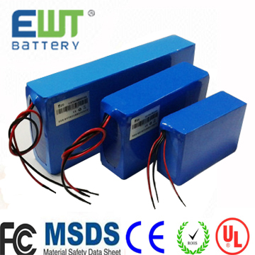agm battery lithium-ion batteries 12v 100ah deep cycle battery pack akku