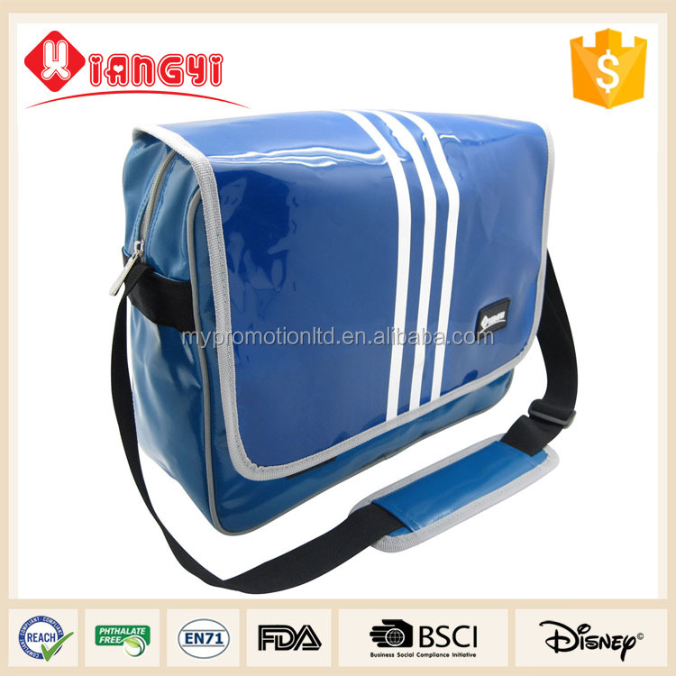 Chinese own brand accept OEM men sling bag for teenagers