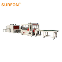 Sealer Wrapping Shrink wrapping Machine Bathroom Flooring