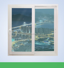 Long duration French design aesthetic plastic sliding window