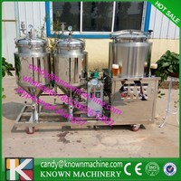 50L Mini Stainless Steel Home Beer